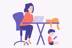 Wie Sie Ihren Arbeitgeber vom Home Office überzeugen