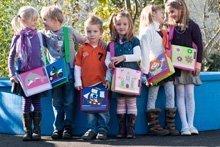 So finden Sie das perfekte Kindergartentäschli