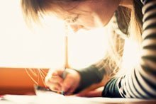 Lerntypen-Test: Wie lernt Ihr Kind am besten?
