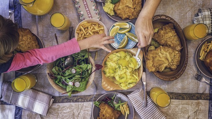 Ferien sind zum Geniessen da: Wieso es in Österreich einfach besser schmeckt