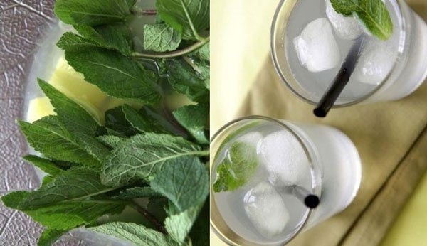 Ginger Lemonade easy fruit drink recipes