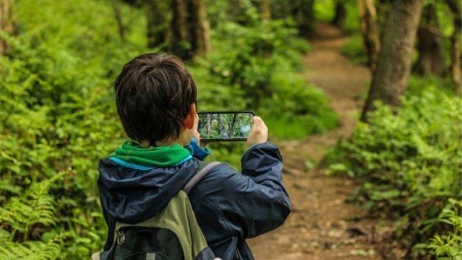 Mit der Technik in die Pampa – Apps für kleine Forscher und Entdecker