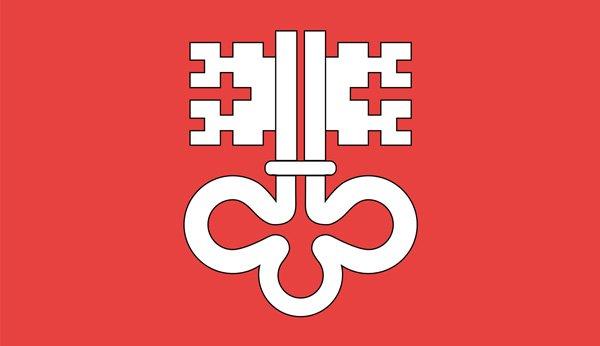 Flagge des Kantons Nidwalden
