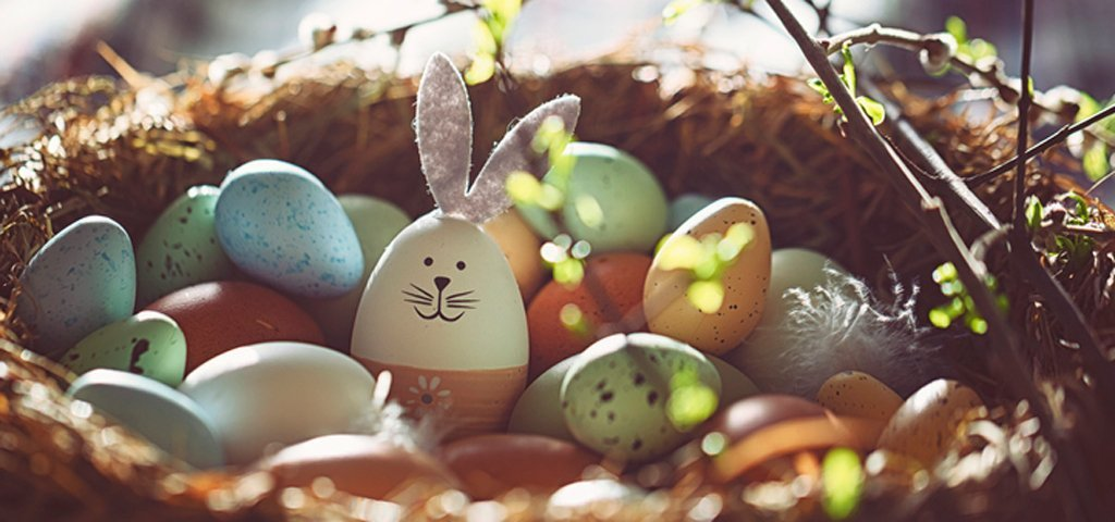 Ostern: Von Hasen, Eiern und alten Bräuchen - Ideen für die Ostertage