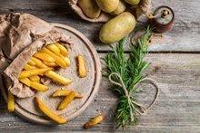 Pommes selber machen: Kinder, heizt schon mal den Ofen vor!
