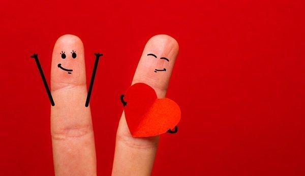 Das Familienleben Quiz über den Valentinstag