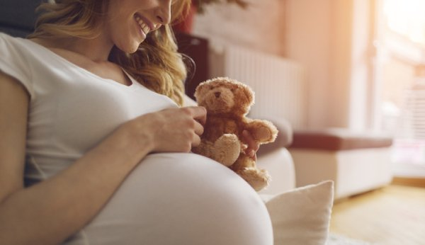 Bewegungen im Bauch: 31. Schwangerschaftswoche