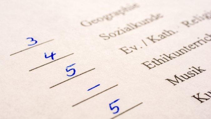 Keine Noten für Schüler? Wie ein Bewertungssystem Schule macht