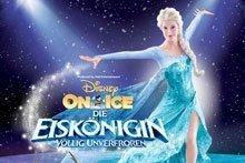 Gewinnen Sie 2x2 Tickets für das Musical «Die Eiskönigin»