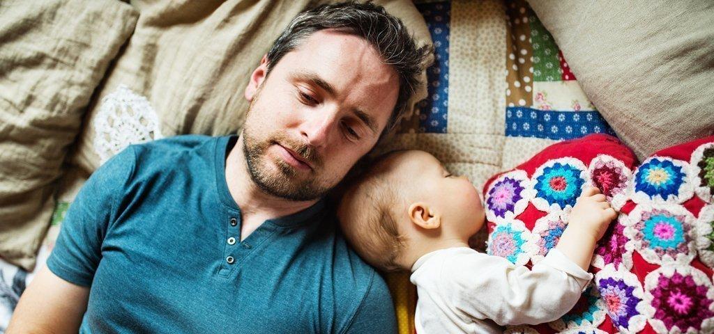 Vaterschaftsurlaub: Gibt es eine optimale Lösung für die Zeit nach der Geburt?