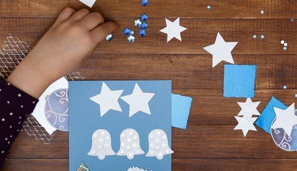 Weihnachtskarten Basteln 6 Diy Ideen