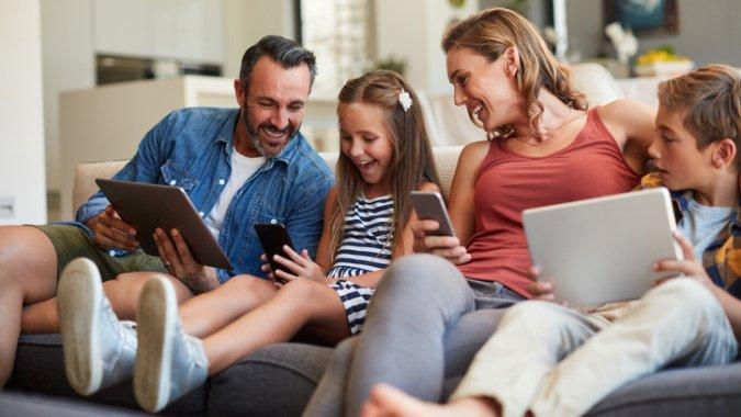 Digitale Helfer: 5 Apps, die den Familienalltag erleichtern