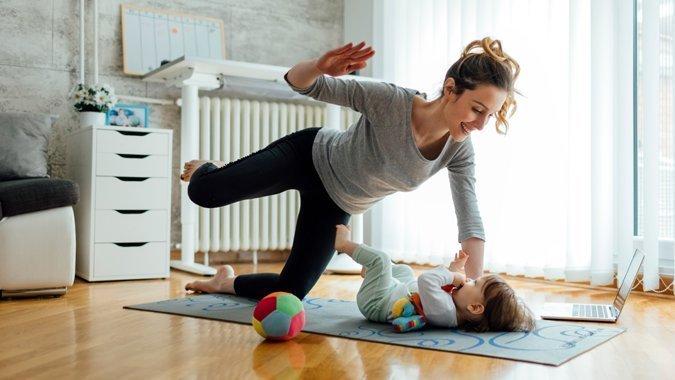 Warum Mütter auf Beckenbodentraining nicht verzichten dürfen
