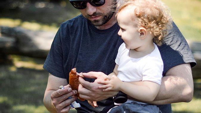 3 Dinge, die Sie zum Bräteln mit Kindern wirklich brauchen