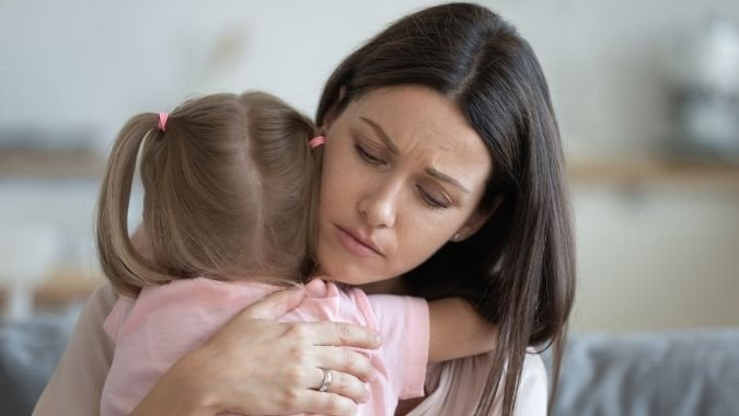 Wenn Eltern sich ausgebrannt und erschöpft fühlen