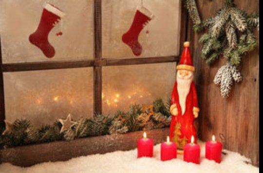 Fensterdeko f r weihnachten selber machen - Fensterdeko weihnachten schule ...