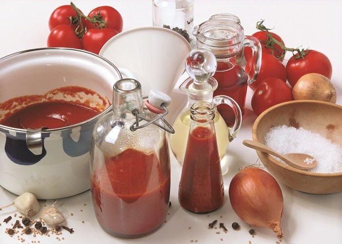 ketchup selber machen w rze f r sommerliche grillabende. Black Bedroom Furniture Sets. Home Design Ideas