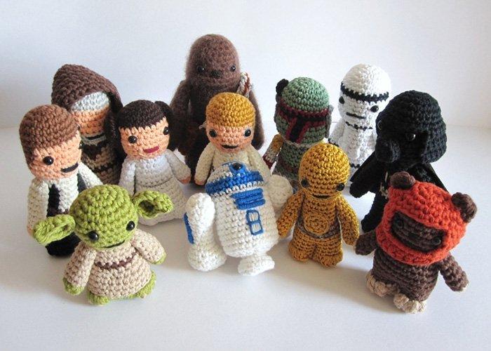 Star Wars Häkel Fieber 11 Wunderbare Accessoires Für Babys
