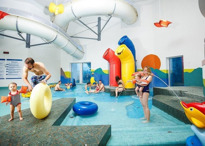 Swiss Holiday Park in Morschach: Paradiesisches Familien-Resort