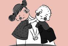 Was tun, wenn sich die Geschwister ständig streiten?