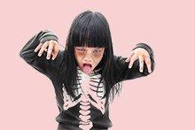 20 Ideen, wie Sie Ihre Kinder für Halloween schminken können