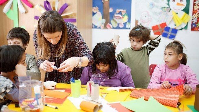 Inklusiver Kindergarten: Für Kinder mit und ohne besondere Bedürfnisse