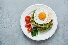 Fünf Kindermenüs, die Appetit auf gesundes Essen machen
