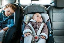 Kindersitze im Test: In diesen Modellen fahren die Kids sicher mit