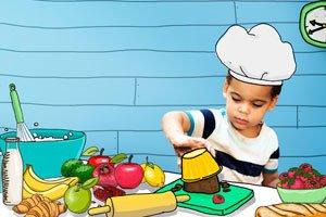 Kochen für Kinder: Gesund und fein!