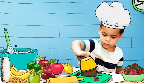 Gesundes Kochen für Kinder mit diesen schnellen Rezeptideen.