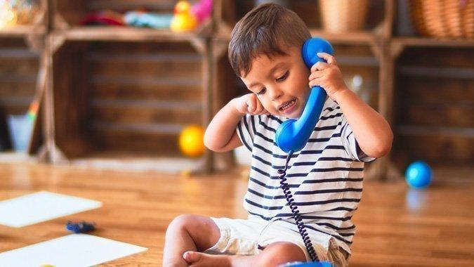 Von Late Talkern und Late Bloomern: Sprechen Sie viel mit Ihrem Kind!