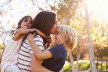 20 liebevolle Sätze, die Sie Ihrem Kind regelmässig sagen sollten