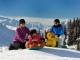 Wintersport für die Kleinsten Foto: Aletsch Arena AG
