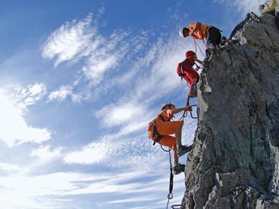 Klettersteigset Mieten Engelberg : Klettersteig brunnistöckli in engelberg familienleben