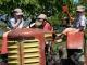 Traktor zum spielen Foto: Juckerhof