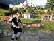 Maskottchen im Heideland Foto: Swissminiatur