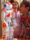Roboter Nao mit Junge Foto: Kindercity