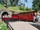 Roter Zug Foto: Swiss vapeur parc