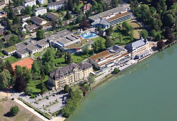 Wellness welt sole uno im parkresort rheinfelden for Thermalbad rheinfelden schweiz