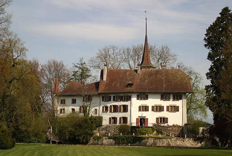 Schloss Landshut In Utzenstorf Familienlebench