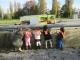 Ein Ausflug in die nähere Umgebung der Kinderkrippe Glattpark