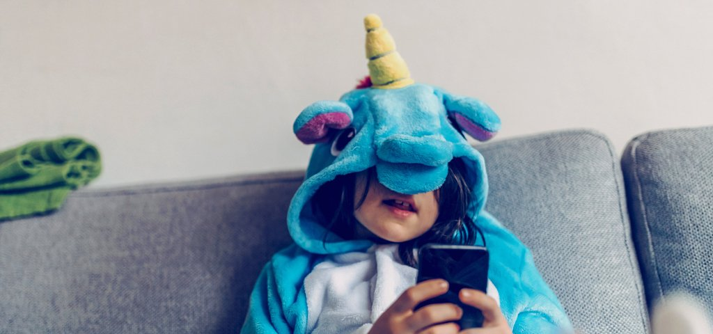 Wie viel Medienkonsum ist für Kinder gut?