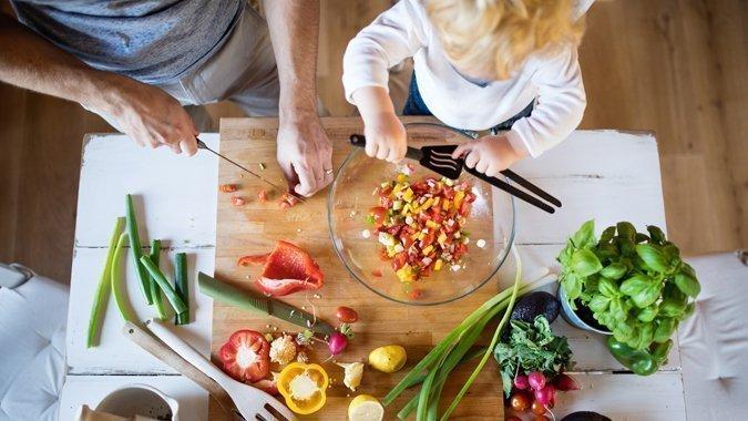 Mehr Gemüse essen: So einfach kommen Sie auf die tägliche Dosis Grünzeug