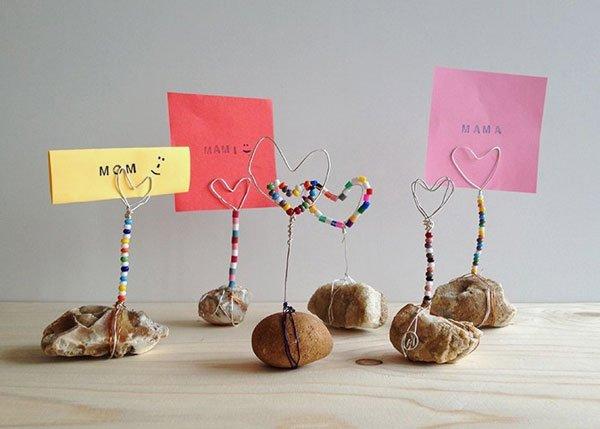 Muttertagsgeschenke Selber Basteln Fünf Schöne Ideen