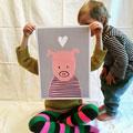 Für ein schön gestaltetes Kinderzimmer: Poster zu gewinnen