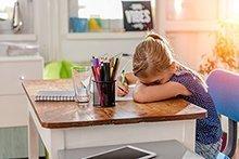 So helfen Sie Ihrem Kind gegen die Prüfungsangst