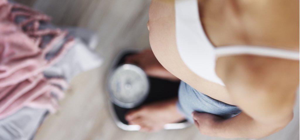 Diät für schwangere Frauen mit krankhafter Fettleibigkeit