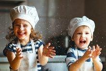 Family-Challenge: 7. Basteln mit Salzteig