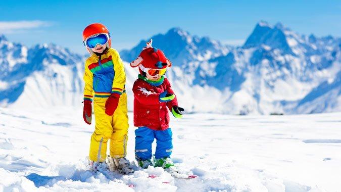 Die familienfreundlichsten Skigebiete Österreichs