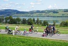 SlowUp! Autofreie Erlebnistage in 17 Schweizer Regionen